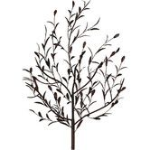 Found it at Wayfair - Aged Copper Tree Wall Décor