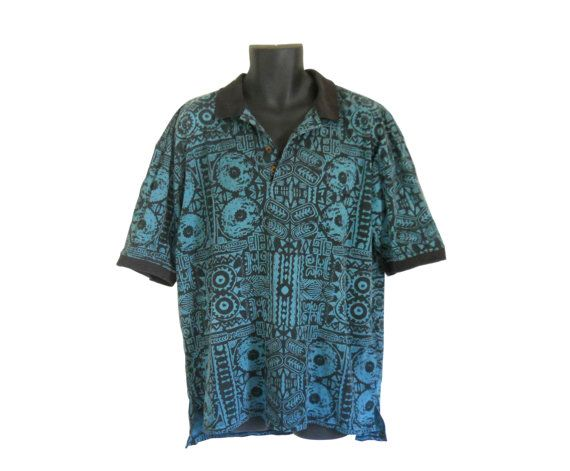 Men 90s Shirt Clothes Clothing By ShineBrightVintage