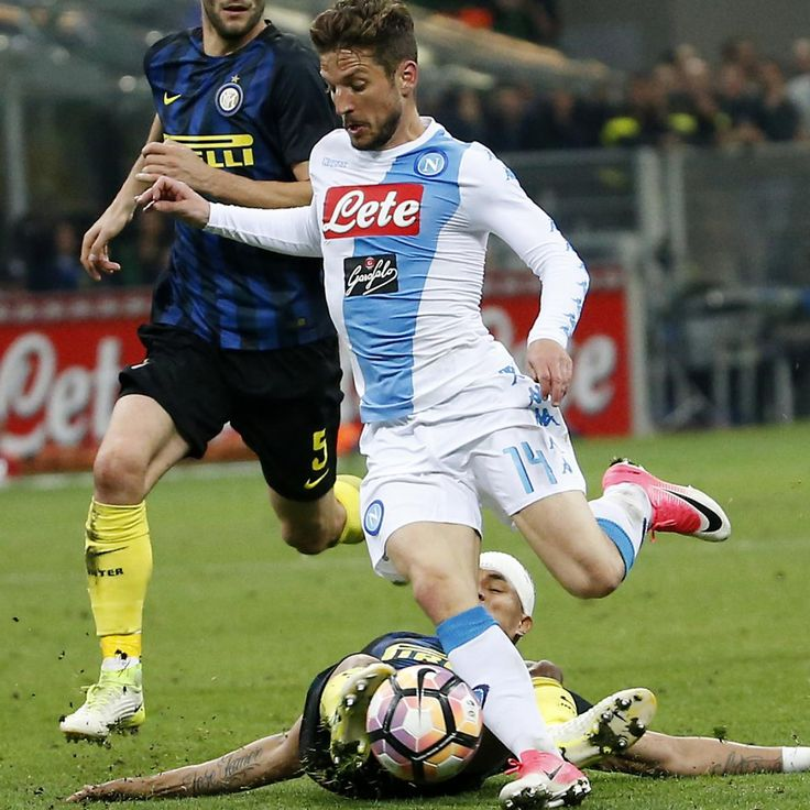 Manchester United Transfer News: Latest Rumours on Dries Mertens, Ivan Perisic