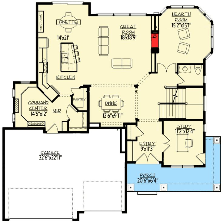 815 best i 39 d live there images on pinterest floor plans for Butlers pantry floor plans