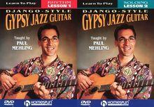Gypsy Jazz Guitar 1 & 2 [DVD]