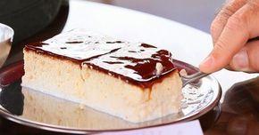 Arnavutların meşhur tatlısı olan Trileçe tatlısı tarifi ve malzemeleri Trieliçe hazırlamak için iki aşama gerekli öncelikle: Trileçe...