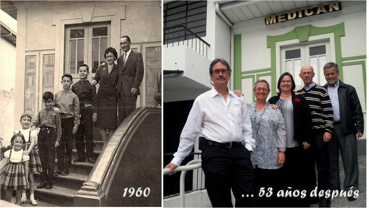 53 años después - Fotos e historias — FamilySearch.org