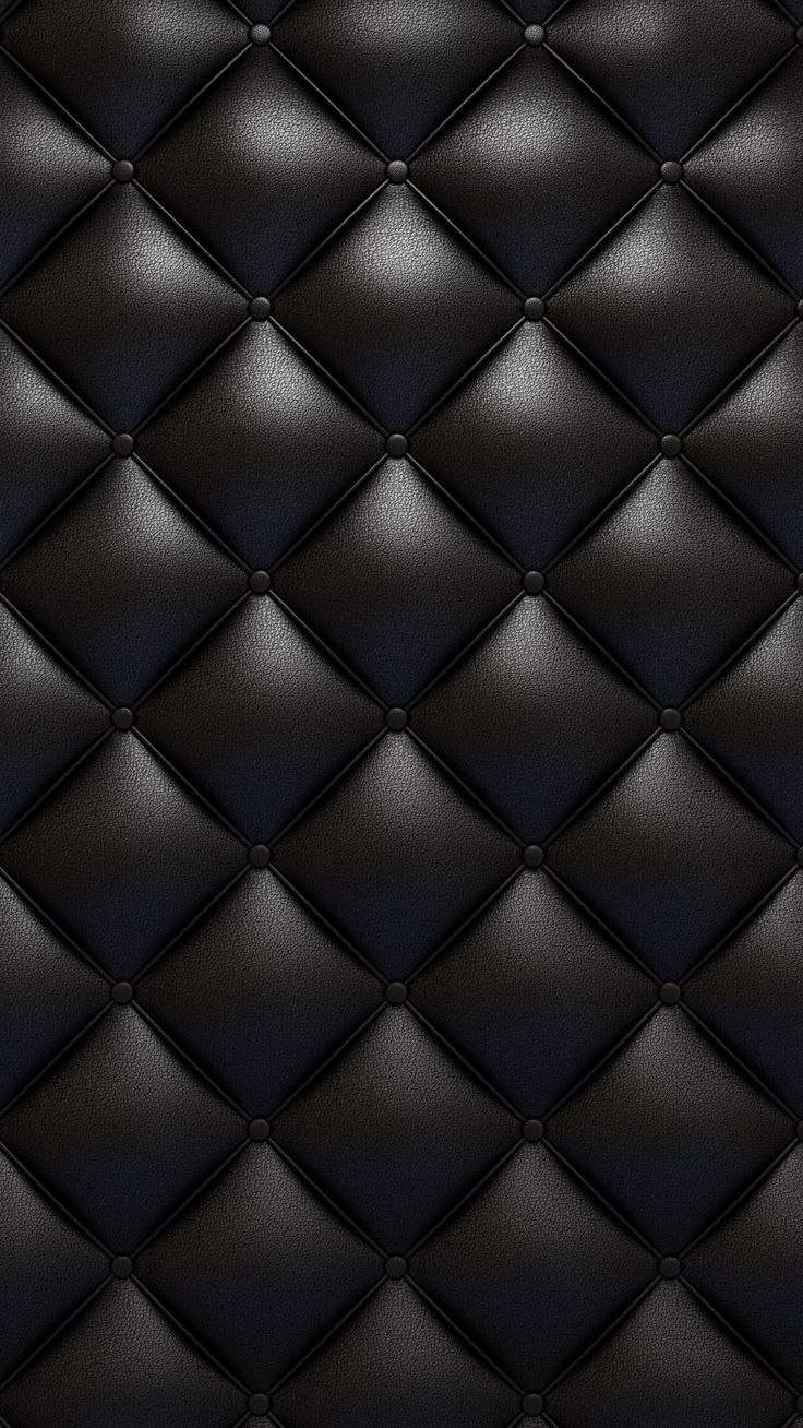 Leather cushion texture - Black Leather Iphone Wallpaper Read