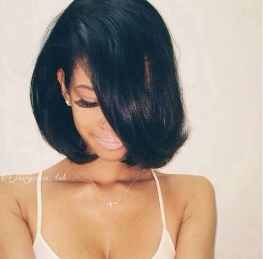 Sigh! - http://www.blackhairinformation.com/community/hairstyle-gallery/relaxed-hairstyles/sigh-2/ #relaxedhairstyles