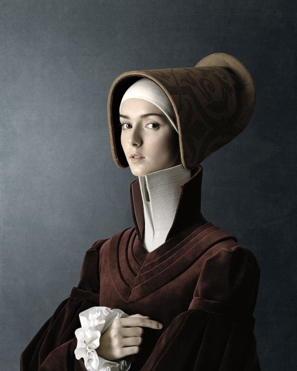 """Portrait of a Young Woman"" - Photography by Christian Tagliavini"