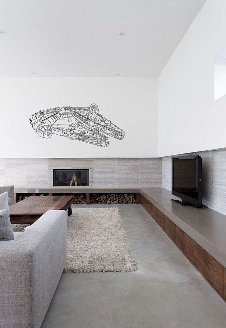 Awesome 60 Cozy Minimalist Living Room Design Ideas  Https://homevialand.com/. WohnenMinimalistische WohnzimmerZeitgenössische  ...