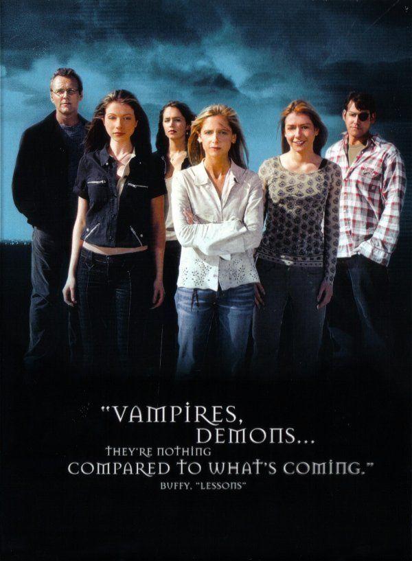 Cast from Season 7