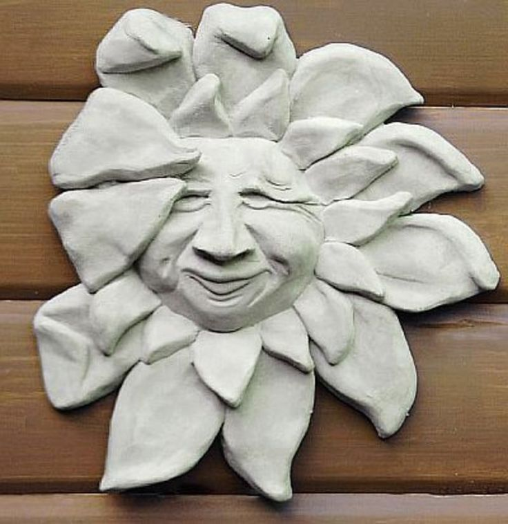 cement faces to make for the garden | patio decor ideas – patio decorating ideas outdoor patio decorating ...
