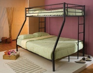 just bought the kiddos this, they love it alreadyTwin, Kids Furniture, Kids Bedrooms, Bunk Beds, Full Bunk, Metals Bunk, Bedrooms Bunk, Black, Bunkbeds