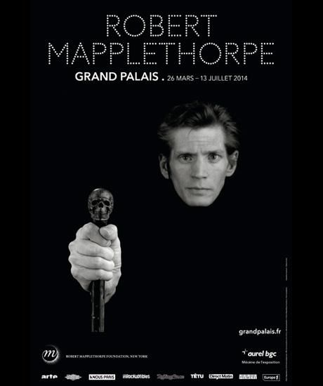 Robert Mapplethorpe, Grand Palais - Paris, 2014