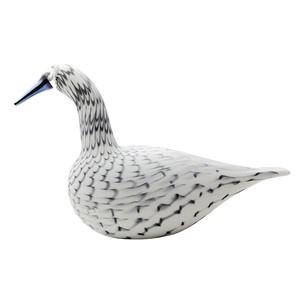 Whooper Swan from iittala -  Oiva Toikka's Lovely Glass Birds