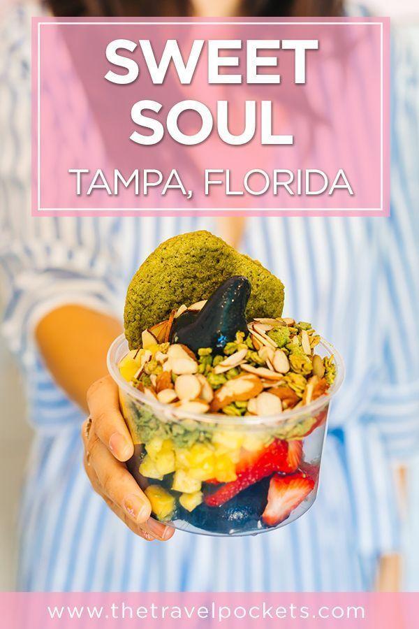 Vegan Superfood Treats At Sweet Soul In Tampa Travel Pockets Foodie Travel Sweet Soul Travel Food