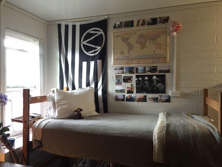 Latest Best Ideas About Guy Dorm Rooms On Pinterest Guys College With Cool  Bedroom Idea Part 88