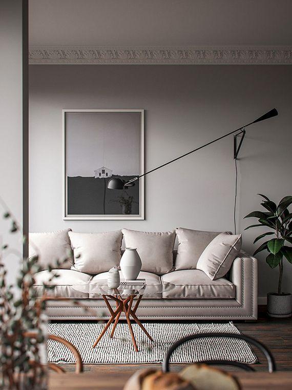 Living room ideas: Stunning living room sofas for your living room design