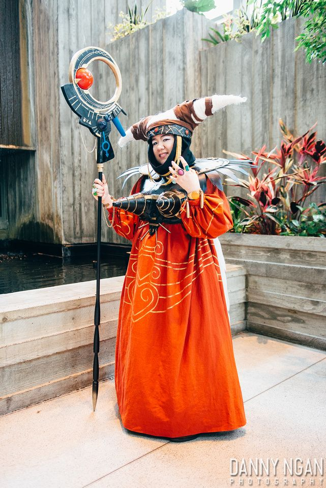 I need to find another opportunity to wear Rita Repulsa again!  Emerald City Comicon 2014 - Danny Nagan Photo