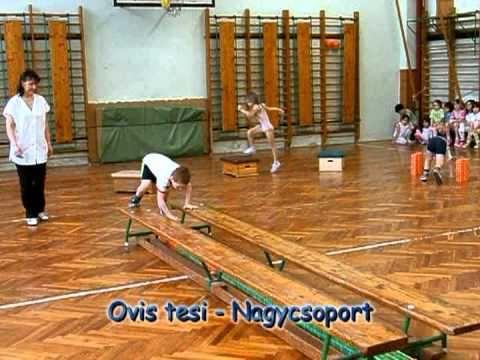 Óvodai testnevelés a Zalaapáti Gábor Áron Általános Iskola és Óvoda intézményegységében