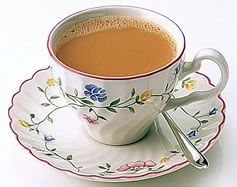 """Loving tea right now! Interesting info on the proper """"British"""" way. Also, HelloGiggles, great site!"""