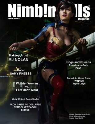 DIGITAL MAGAZINE DOWNLOAD $10 OUT NOW JUST DROPPED Nimbin Hills Magazine Special Edition 2