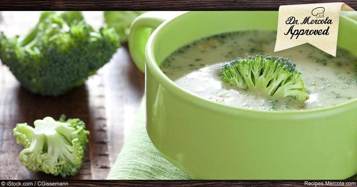 Children and adults alike will enjoy this delicious and healthy broccoli soup recipe – it uses avocado for extra creaminess.
