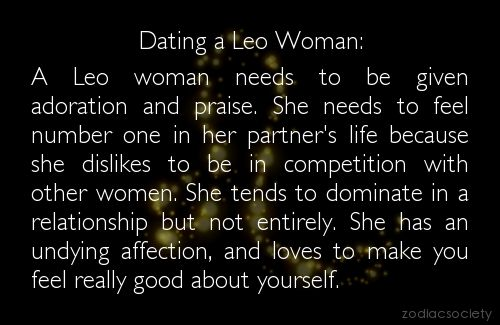 Things You Should Know Before You Start Dating a Leo Woman