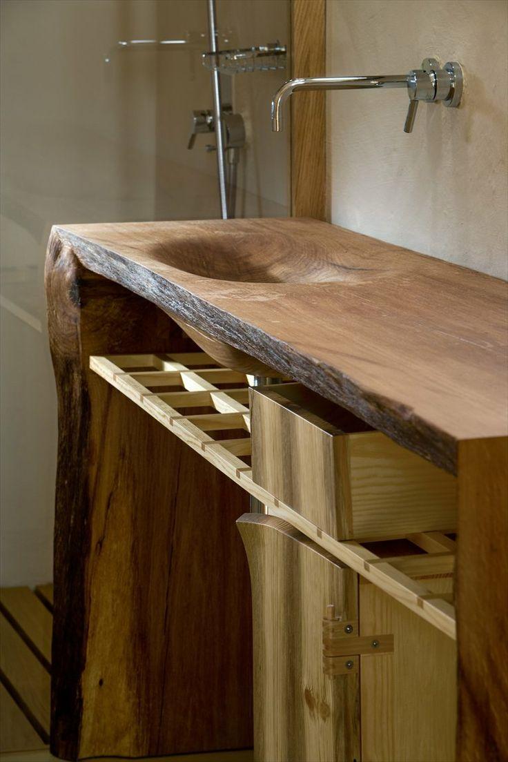 Best Washbasin Wood Images Onbathroom Ideas