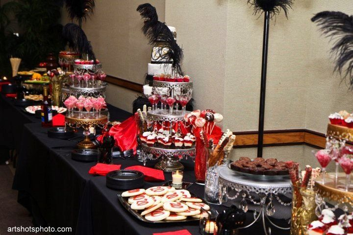 17 Best Images About Harlem Night Party Decorations On