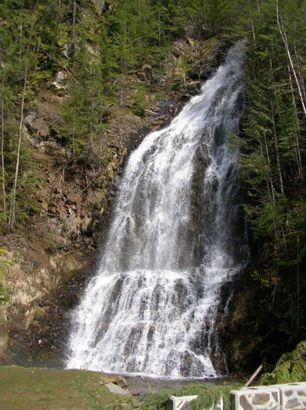 Ione Falls, BC Canada by Sweet As Honey Creations