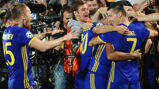 FK Rostov 4-1 Ajax maç özeti