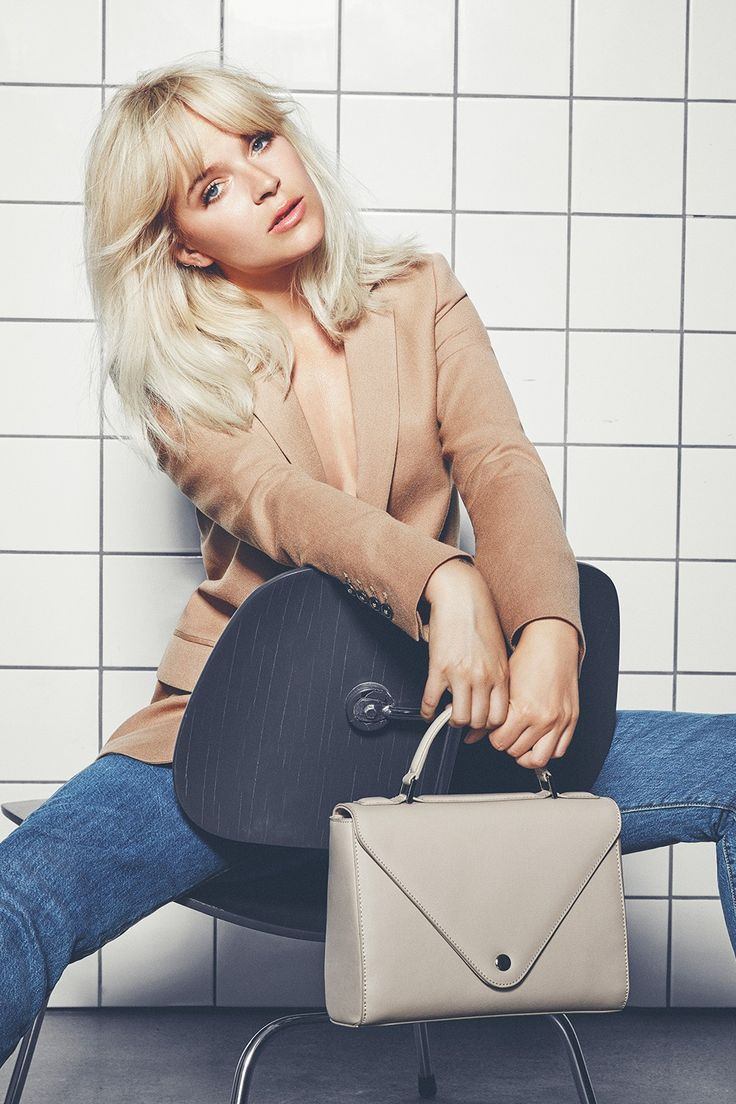 Marie Jedig x Markberg | Classic design and retro look | Sonja Bag