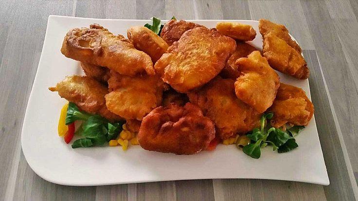 Backfisch in Bierteig, ein leckeres Rezept aus der Kategorie Fisch. Bewertungen: 122. Durchschnitt: Ø 4,6.