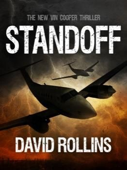 Book Review of Standoff by David Rollins at AustCrimeFiction