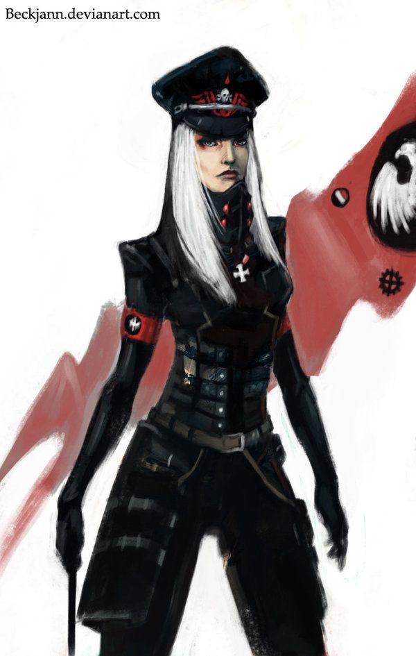 Dantea the Demon by Beckjann