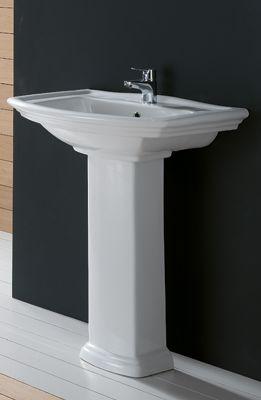 Washington 560 Pedestal and Basin - Basin and Pedestal - Basins - Bathware Direct