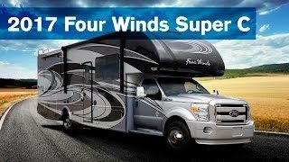 2017 Four Winds Super C - What's New