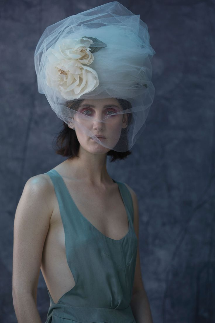 Wind of Reality by Prudence Millinery for Lock & Co Couture SS2017
