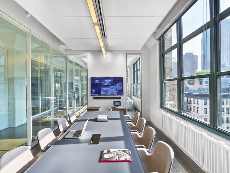 Havas   New York City Advertising Offices #Boardroom #Meeting / conference room