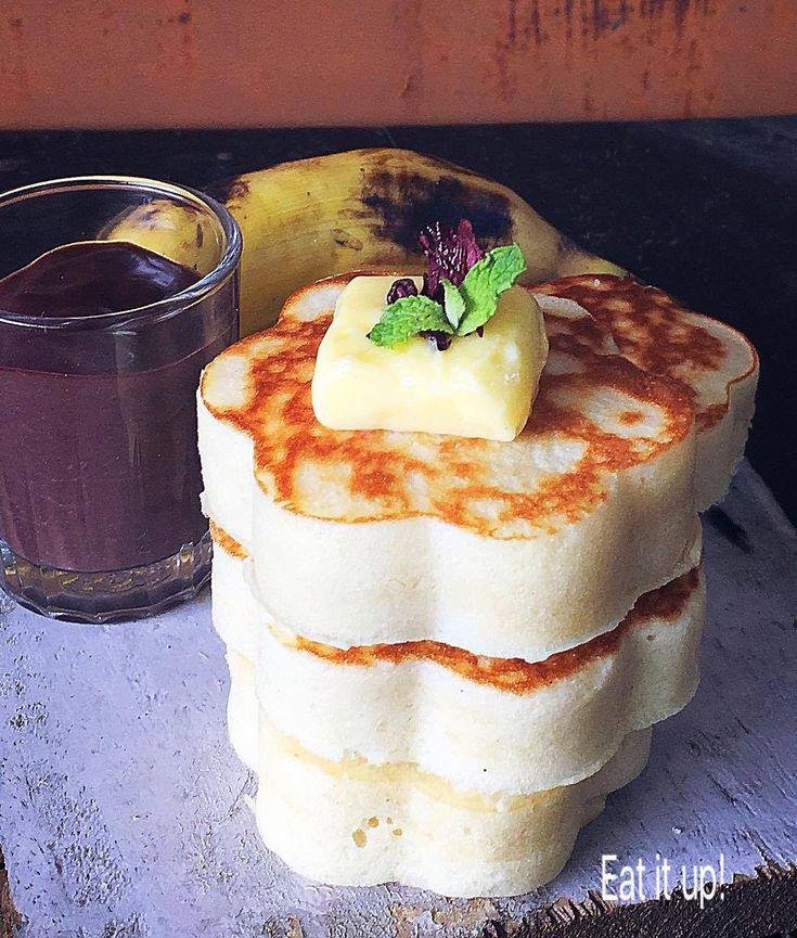 Eat it up!: Japanese Pancakes