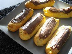 Eclairs au chocolat (Thermomix)