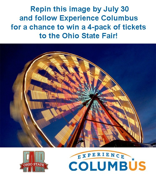 Ohio state fair dates in Melbourne