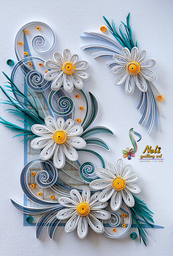 17 best images about paper flowers on pinterest  quilling
