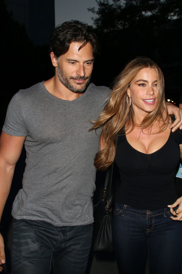 Sofia Vergara and Joe Manganiello are Engaged