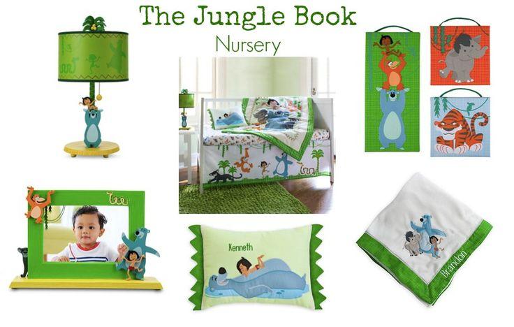 The Jungle Book Nursery My Disney Obsession Pinterest