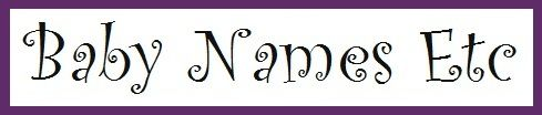 Baby Names with the letter V