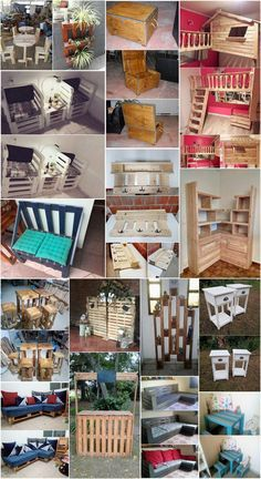 Awesome Shipping Pallet Projects You Ought To Try This Weekend