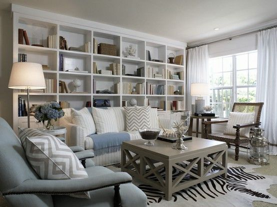 I Really Like The Soft Neutral Pallete Used In This Living Room Grey Is