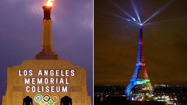 LA Paris left in race for 2024 Summer Olympics after Budapest withdraws