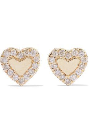 Carbon & Hyde Woman 14-karat Rose Gold Diamond Ear Cuff Rose Gold Size Carbon & Hyde cSbYcN9gi