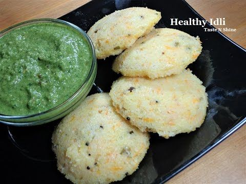 Instant Idli | Carrot Idli |Quick and Healthy Recipe