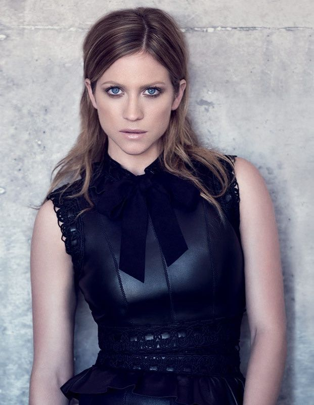 Brittany Snow for Vegas Magazine May-June 2015 - DSquared2 dress 2015 - Styled By: @SisterStyling Giolliosa & Natalie Fuller ❤️
